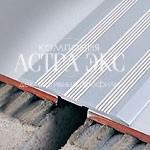 Профиль CPN с насечками для соединения напольных покрытий из алюминия