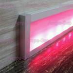 Плинтус  со светодиодной подсветкой BUL