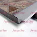 Т-образный профиль SP35 с фаской из алюминия